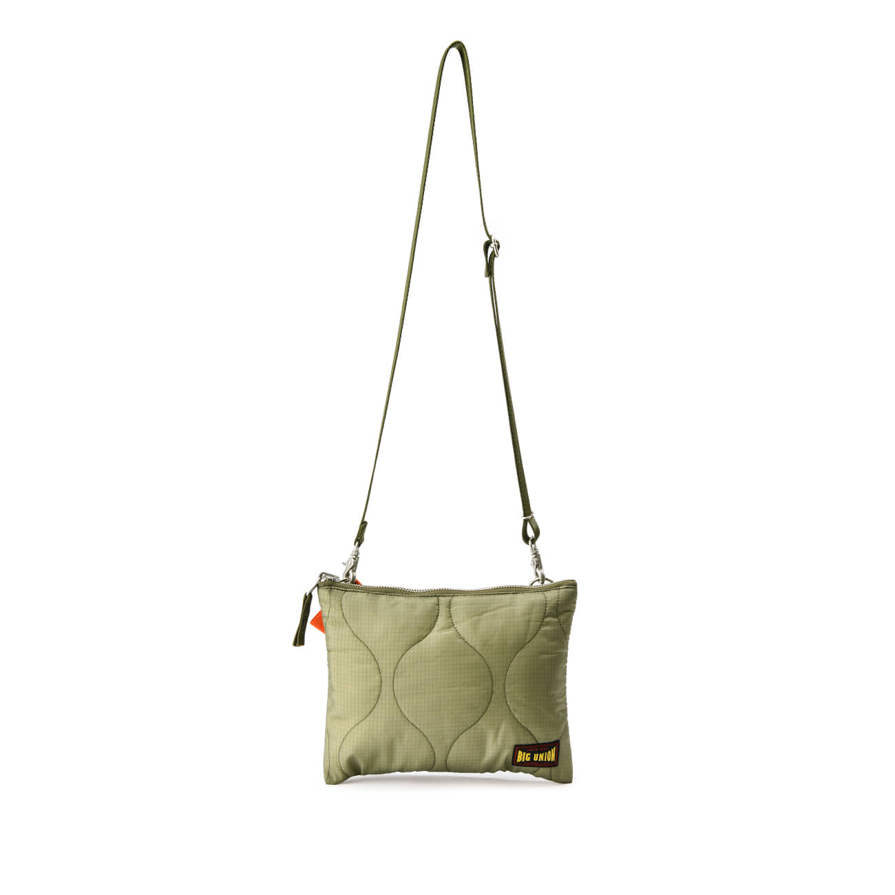 BU M Quilted Reversible Bag