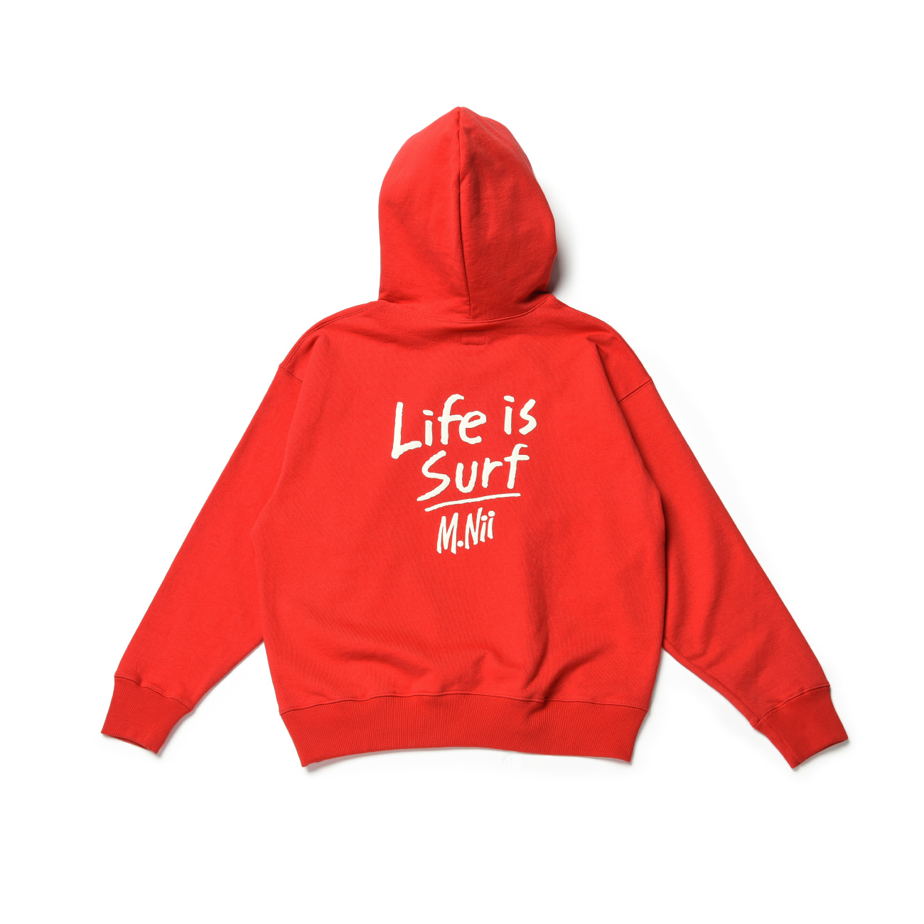 Life is Surf Sweat Hooded